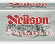 Neilson Butter Unsalted Nutritional Information