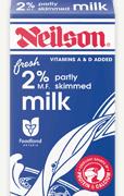 Neilson Milk 2%